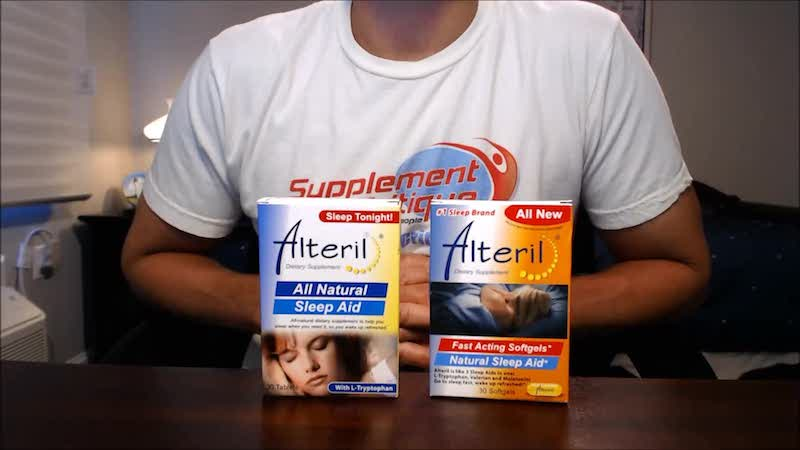 Alteril Original Vs. Softgels