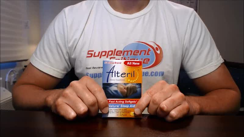 Alteril Softgels Review