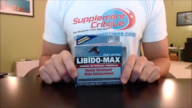 Libido Max Real Review And Results