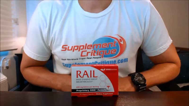 Rail Male Enhancement Video Review