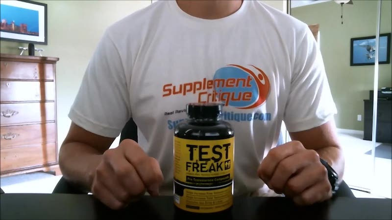 Test Freak Video Review